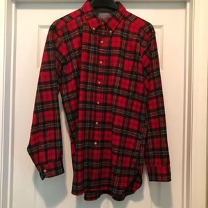 Vintage MINT CONDITION Tartan Pendleton Shirt